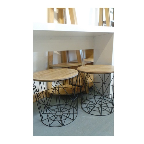 Cosmo Cage Tables