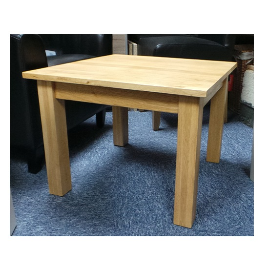 Modern Oak Square Table