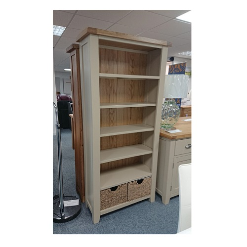 New Perth Large Bookcase