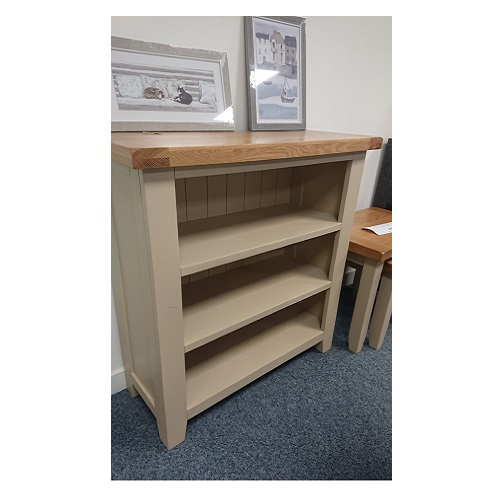 New Perth Low Bookcase